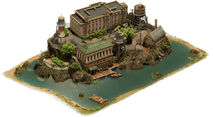 Forge of Empires Alcatraz