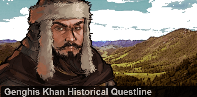 Forge of Empires Genghis Khan Historical Questline