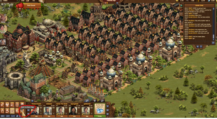 Forge of Empires GVG