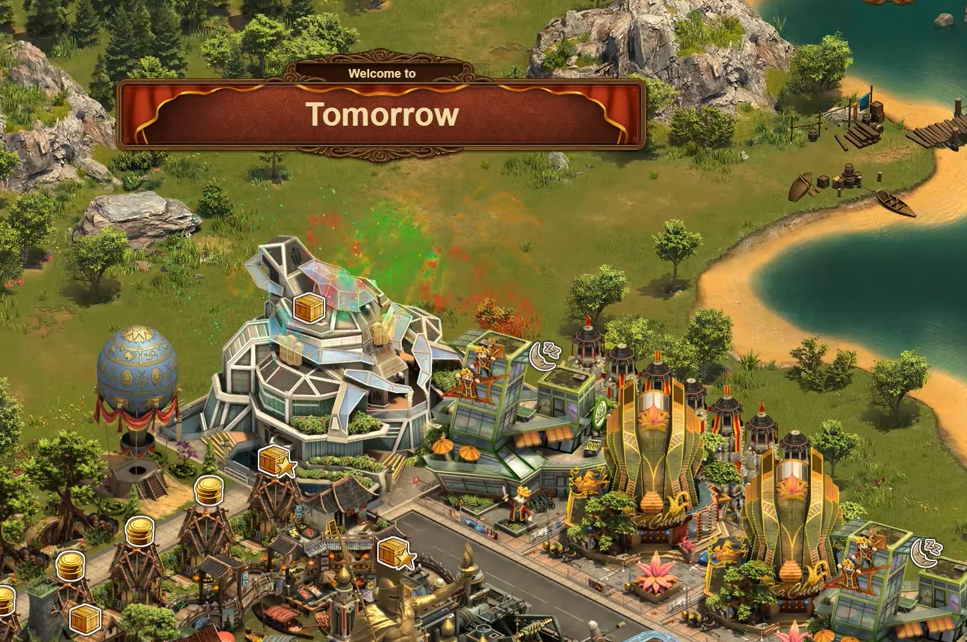 Forge of Empires Tomorrow Era [Introductory Guide]